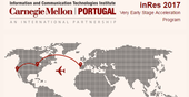 Applications open to the inRes 2017 Program - Carnegie Mellon Portugal