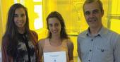 Investigadora do CENIMAT i3N distinguida com prémio de melhor poster na conferên