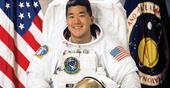 Daniel Tani, former NASA astronaut, at FCT NOVA
