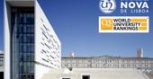 NOVA improves position in QS World University Rankings