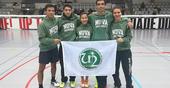 NOVA Sport runner-up in the National Badminton University Championship