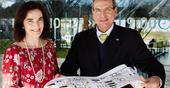 "Professor Elvira Fortunato receives ""APIGRAF Prestige Award"""