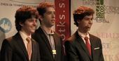 Medalha de ouro para alunos portugueses nas Olimpíadas da Ciência da União Europ