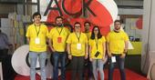 Equipa FCT Nova/Compta - 1.º lugar na competição Hack for Good