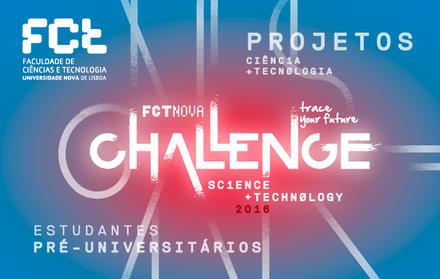 """Primeira edição do concurso """"FCT NOVA Challenge"""""""