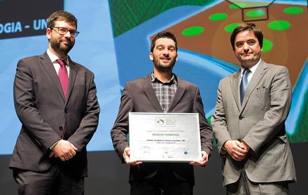 Green Project Awards Portugal atribui Menção Honrosa ao projecto ''Tetra Solar: