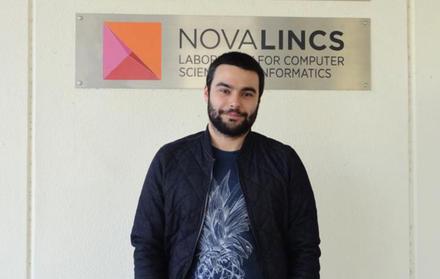 studante de Doutoramento FCT - NOVA LINCS na Microsoft Research Cambr