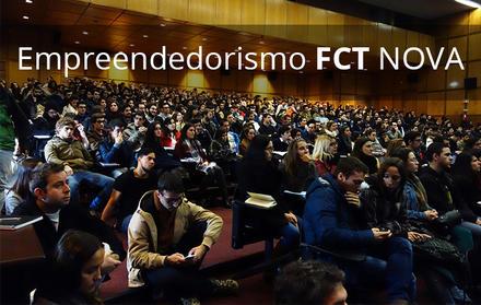4ª Edição - 950 alunos da FCT NOVA apresentam projectos de Empreendedorismo no d