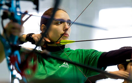 FCT NOVA team wins the University National Championship of Archery