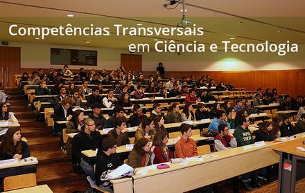 Competências Transversais para Ciências e Tecnologia