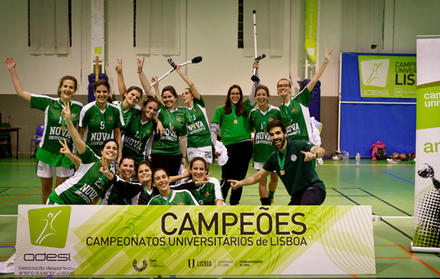 Equipas da AEFCT NOVA vencem primeiros lugares do Campeonato Universitário de Li