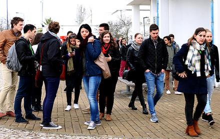 A FCT NOVA dá as boas-vindas aos estudantes de mobilidade internacional