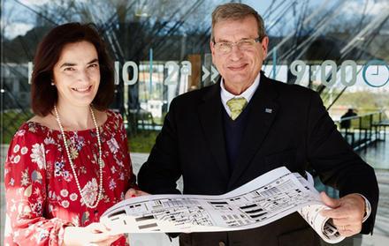 """Professors Elvira Fortunato and Rodrigo Martins named finalists for the 2016 """"Eu"""