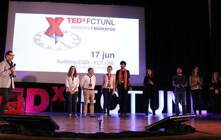 5.ª edição da conferência TEDx na FCT NOVA