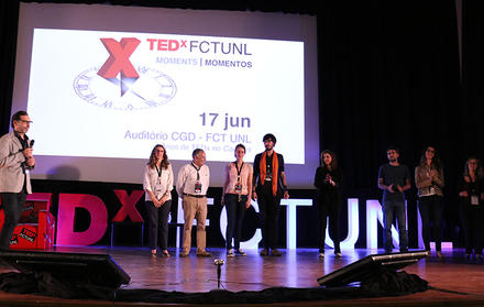 5th edition of the TEDxFCTUNL conference