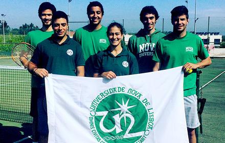 FCT NOVA no Campeonato Nacional Universitário em Évora
