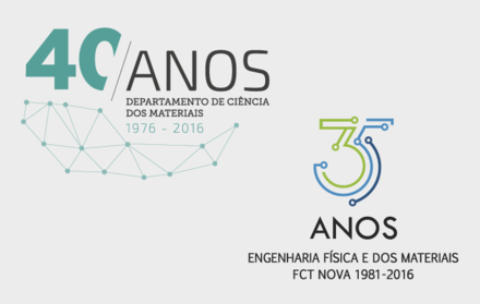 Commemorations of the Course of Physical Engineering and Materials and Departmen