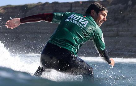NOVA Vice-Campeã Universitária de Surf de 2015/2016