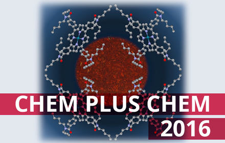 Investigação em Cristais Líquidos é capa da revista da Wiley ChemPlusChem