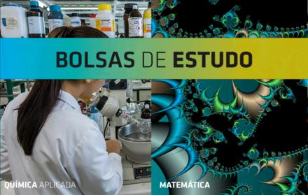 FCT NOVA oferece bolsas de estudo em Química e Matemática