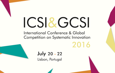 The 7th International Conference on Systematic Innovation (ICSI 2016)