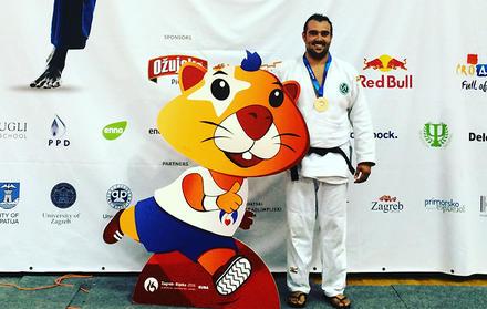 Aluno da FCT NOVA conquista 3º lugar nos Campeonatos Europeus de Judo