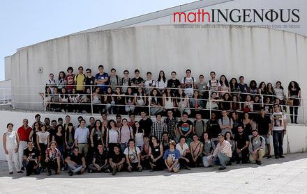 Escola de Verão MathIngenious 2016