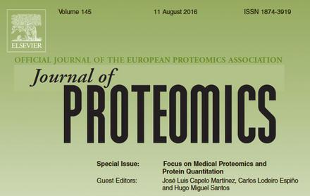 """Professores da FCT NOVA dirigem edição de um número do """"Journal of Proteomics"""""""