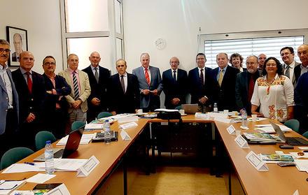 FCT NOVA recebeu a Assembleia Geral da FEIBEM