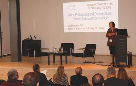 """II International Meeting of Sociology"" na FCT NOVA"