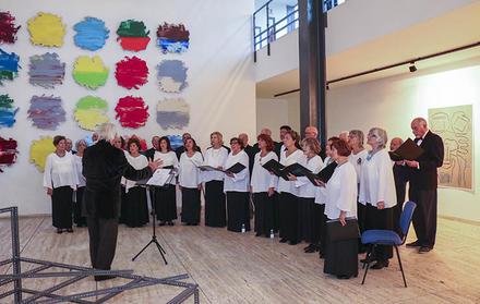 Cerimónia comemorativa dos 10 anos da nova Biblioteca