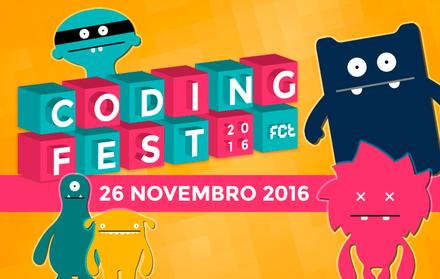 FCT Coding Fest - Programação e Código para Estudantes do Ensino BásicoFCT Codin