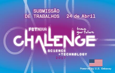 """2.ª Edição do Concurso """"FCT NOVA Challenge"""""""