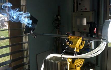 """Resultados de investigação com laser solar destacados pelo """"Laser Focus World"""""""