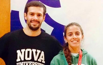 Estudantes da FCT NOVA premiados no Campeonato Universitário de Escalada