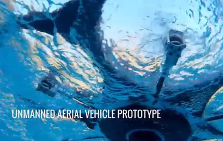 Investigadores da FCT NOVA criam drone e barco robô para ajudar migrantes