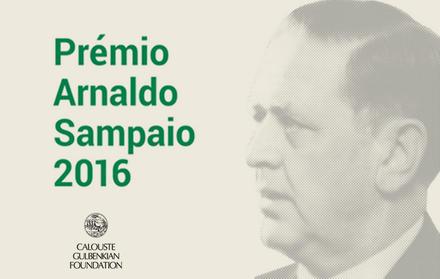 Projecto GERIA distinguido com o Prémio Arnaldo Sampaio 2016