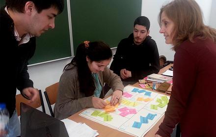 Projetos de Empreendedorismo - Apresentação Final, 24 de Fevereiro