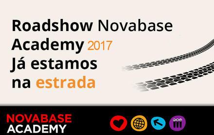 Roadshow Novabase Academy 2017 na FCT NOVA