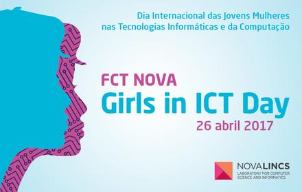 FCT NOVA - Girls in ICT DAY