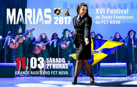 XVI Festival de Tunas Femininas da FCT NOVA