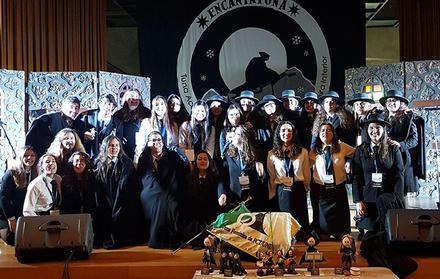 TunaMaria com cinco prémios em Festival de Tunas Femininas