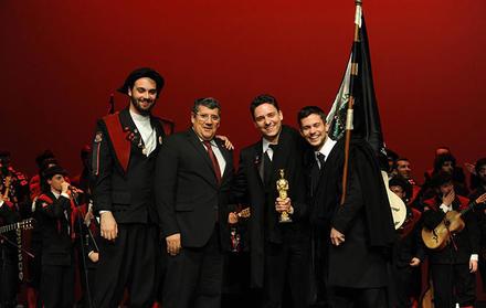 anTUNia vence a 27.ª edição do Festival Internacional de Tunas Universitárias FI