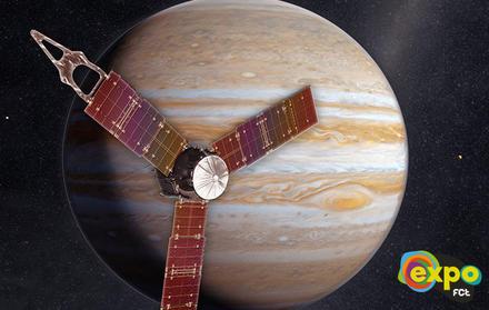 Dr. Jared Espley 'Exploring Jupiter and its Moons' na FCT NOVA