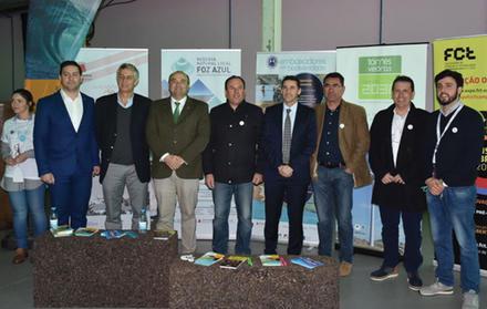 O Secretário de Estado Adjunto e do Ambiente visitaram o espaço da FCT NOVA dura