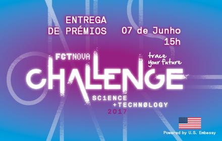 """Sessão Final da 2.ª Edição do """"FCT NOVA Challenge"""""""