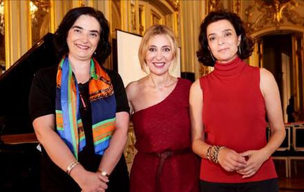 Professora Elvira Fortunato distinguida, pela 2.ª vez, uma das mulheres mais inf