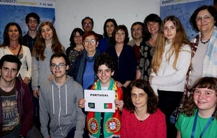 Portuguese teams awarded at the 15th edition of the Science Olympics (EUSO 2017)