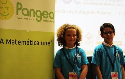 Concurso Pangea - Cerimónia de entrega de prémios