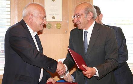 Assinatura de Protocolo entre a FCT NOVA e a Câmara Municipal de Almada